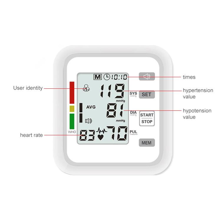 Arm sphygmomanometer XBP-254A